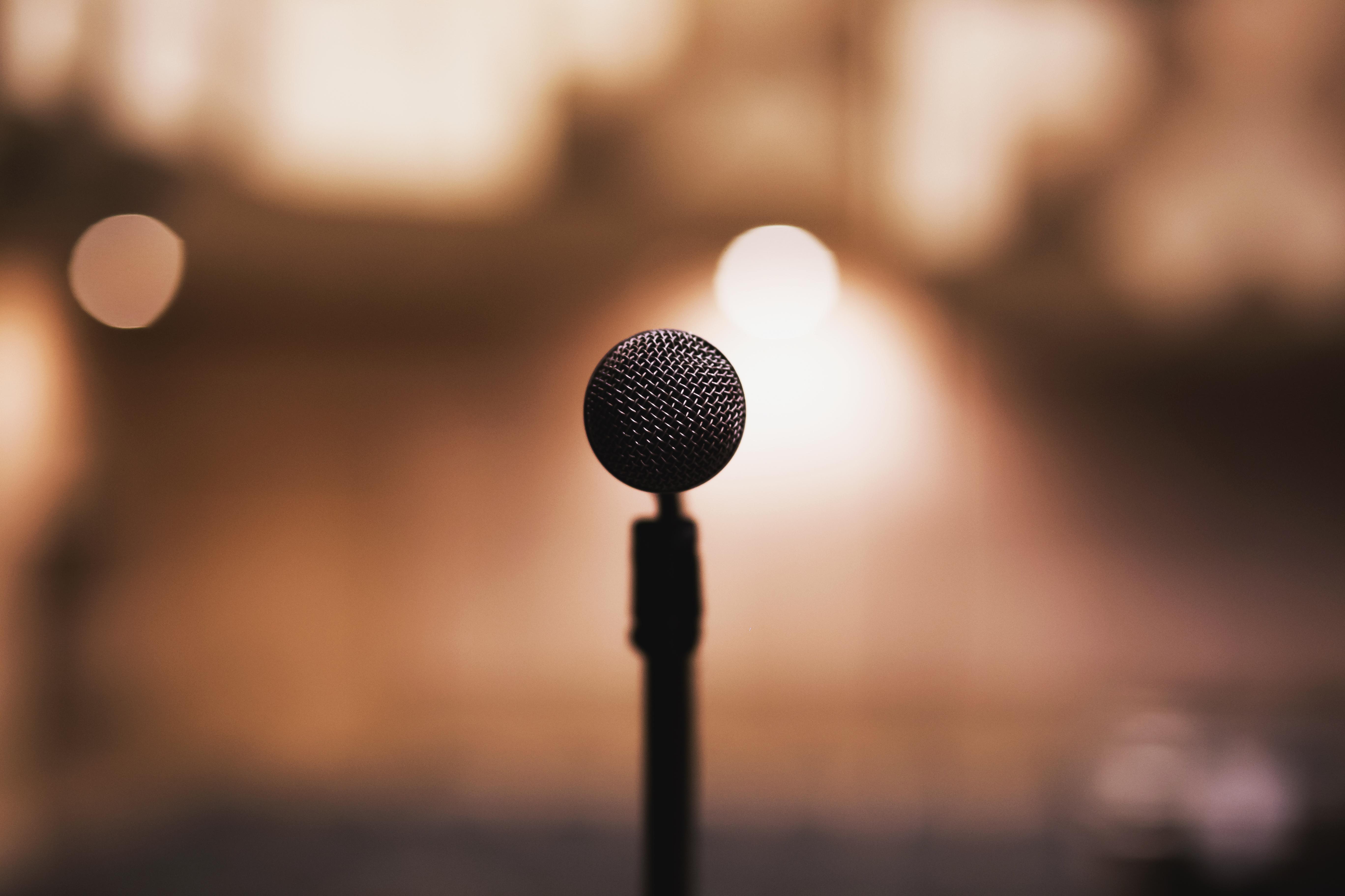 Speech/Events